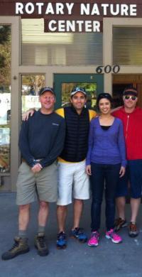 CFO Staff at Lake Merritt Day Clean-Up