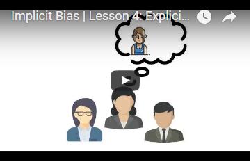 link to implicit bias video series
